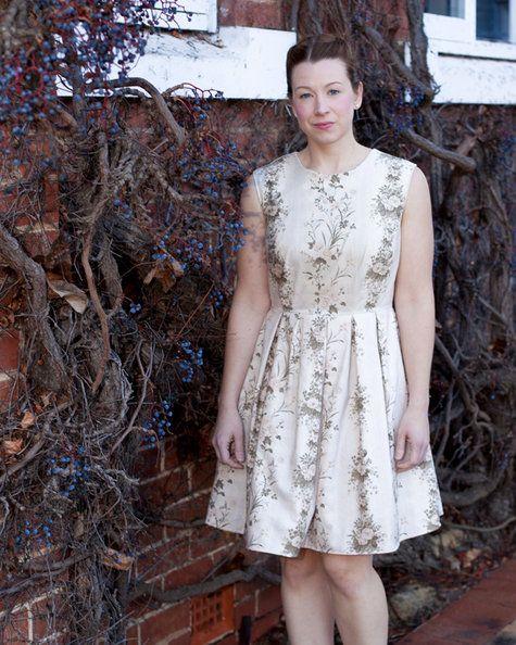 Cynthia Rowley 1873 - Vintage Inspired | Handmade Clothing | Pinterest