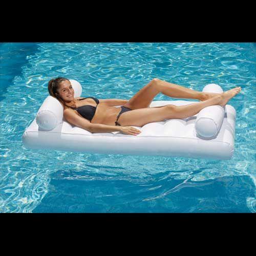 matelas recto verso gonflable pour piscine. Black Bedroom Furniture Sets. Home Design Ideas