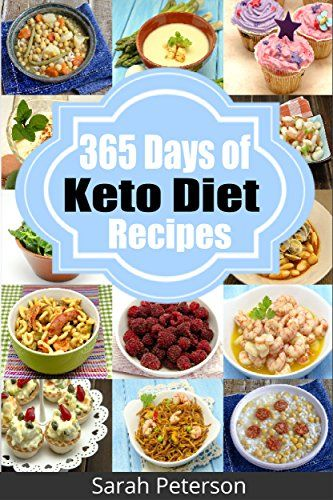 Ketogenic Diet: 365 Days of Keto, Low-Carb Recipes for