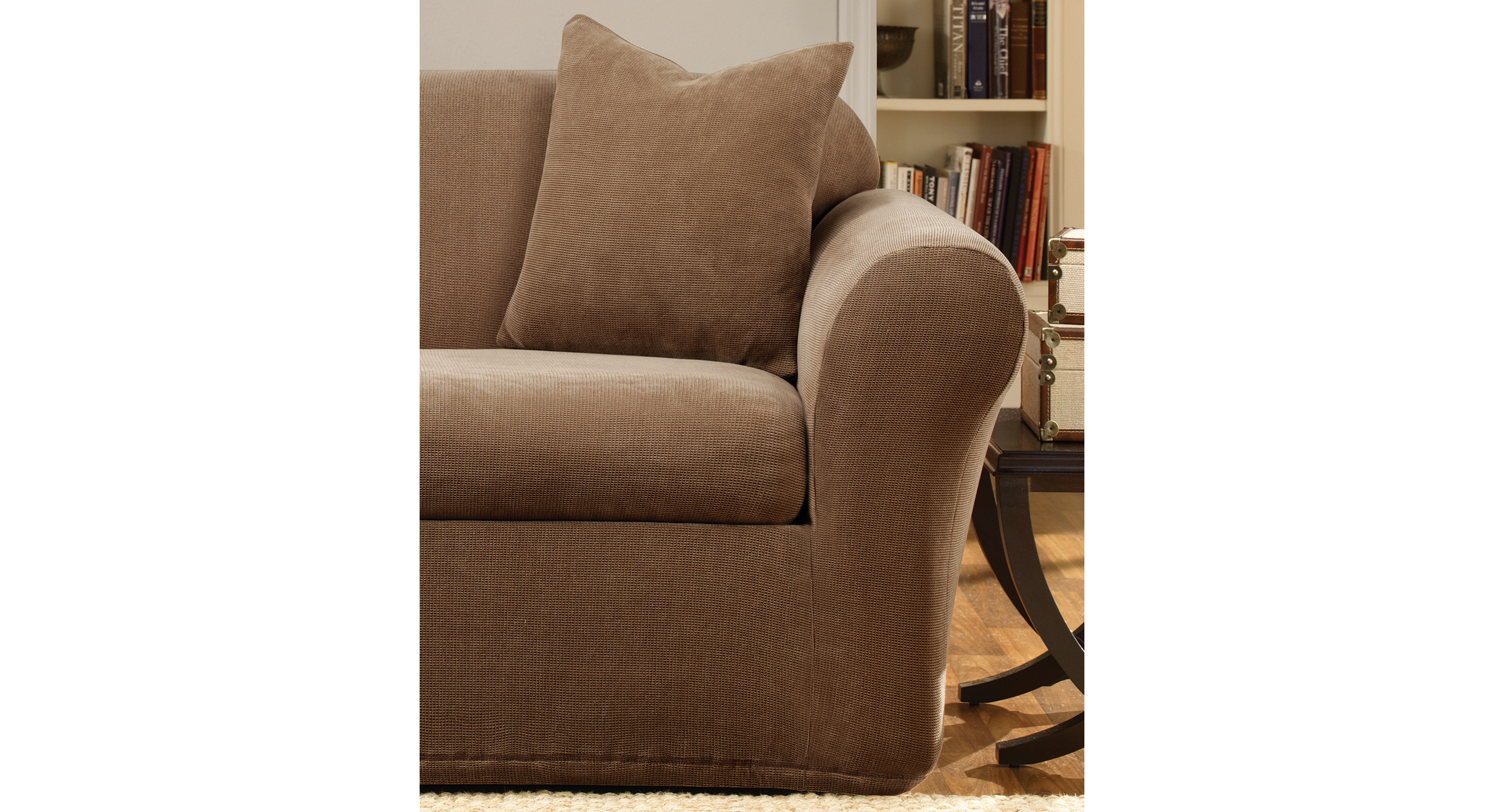Stretch Metro 2 Piece Sofa Slipcover Products