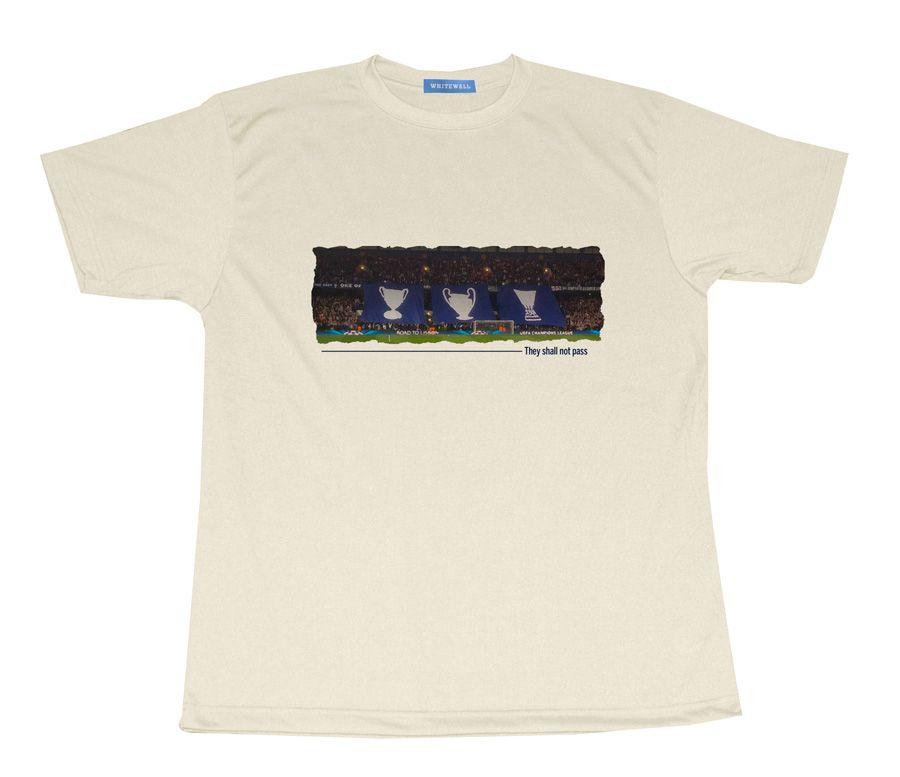 European Trophies European Hat Trick T Shirt T Shirt Shirts Mens Tops