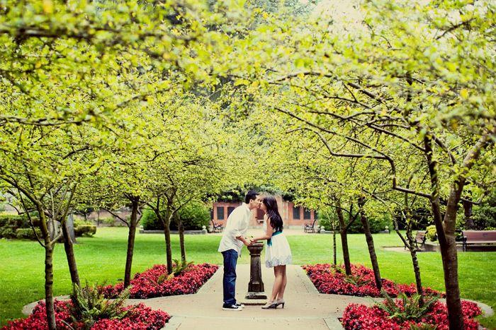 San Francisco Golden Gate Park Shakespeare Garden Photo Location Photography Locations