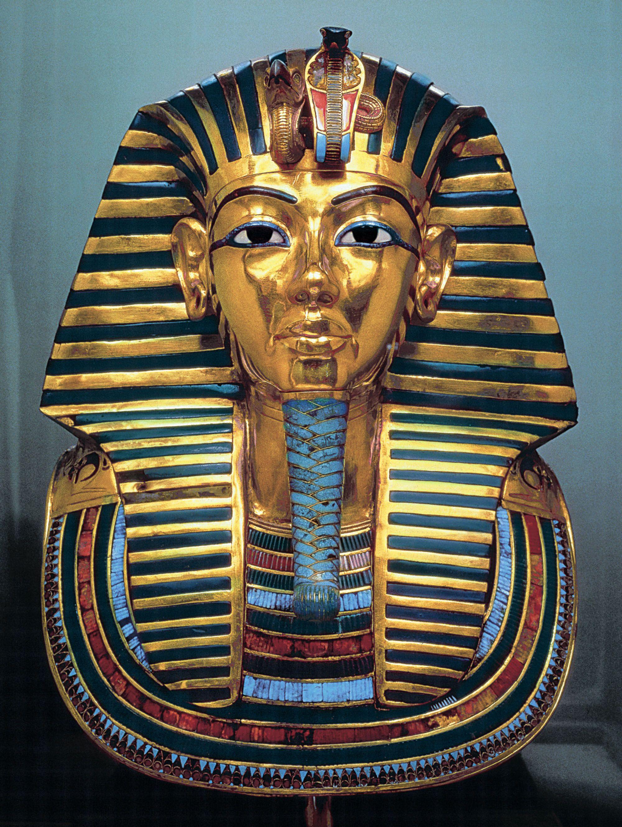 The Curse Of King Tuts Tomb Torrent: Funerary Mask Of Tutankhamun