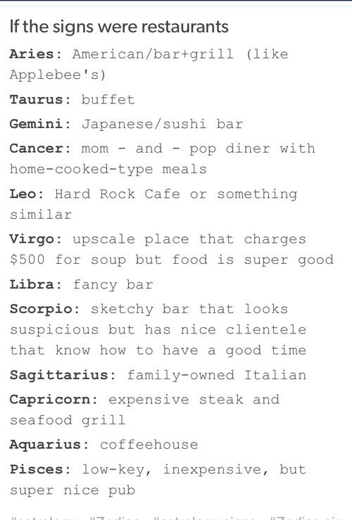 Libra Cafe Astrology