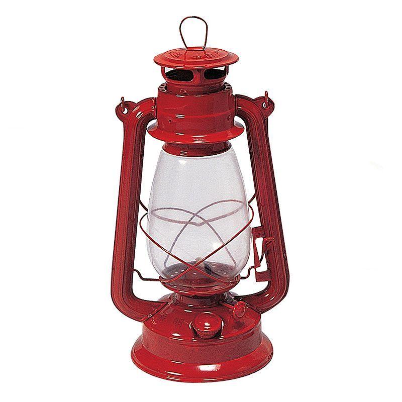 Stansport Kerosene Lantern, Red