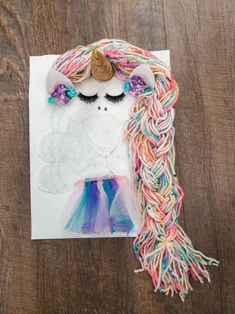 Unicorn Turkey Disguise -   13 turkey disguise project kindergartens unicorn ideas
