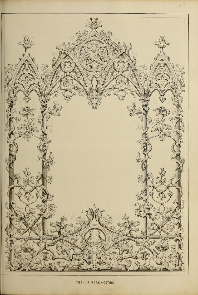 The tradesmans book of ornamental designs | victorian ...