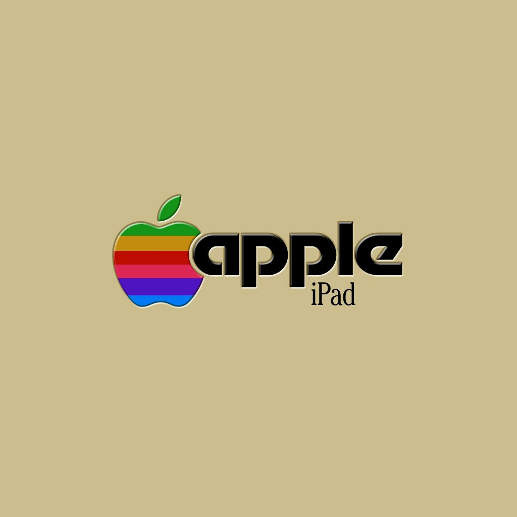 Vintage Iphone Wallpaper: Retro Apple Themed IPad Backgrounds