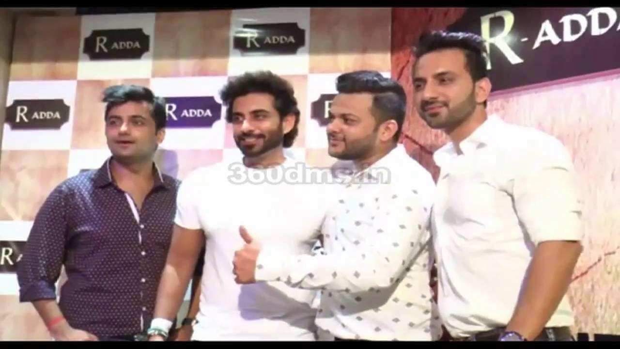 Krystle D'Souza,Karan Tacker, Arjun Bijlani, Nandish Sandhu, Ajaz Khan &...