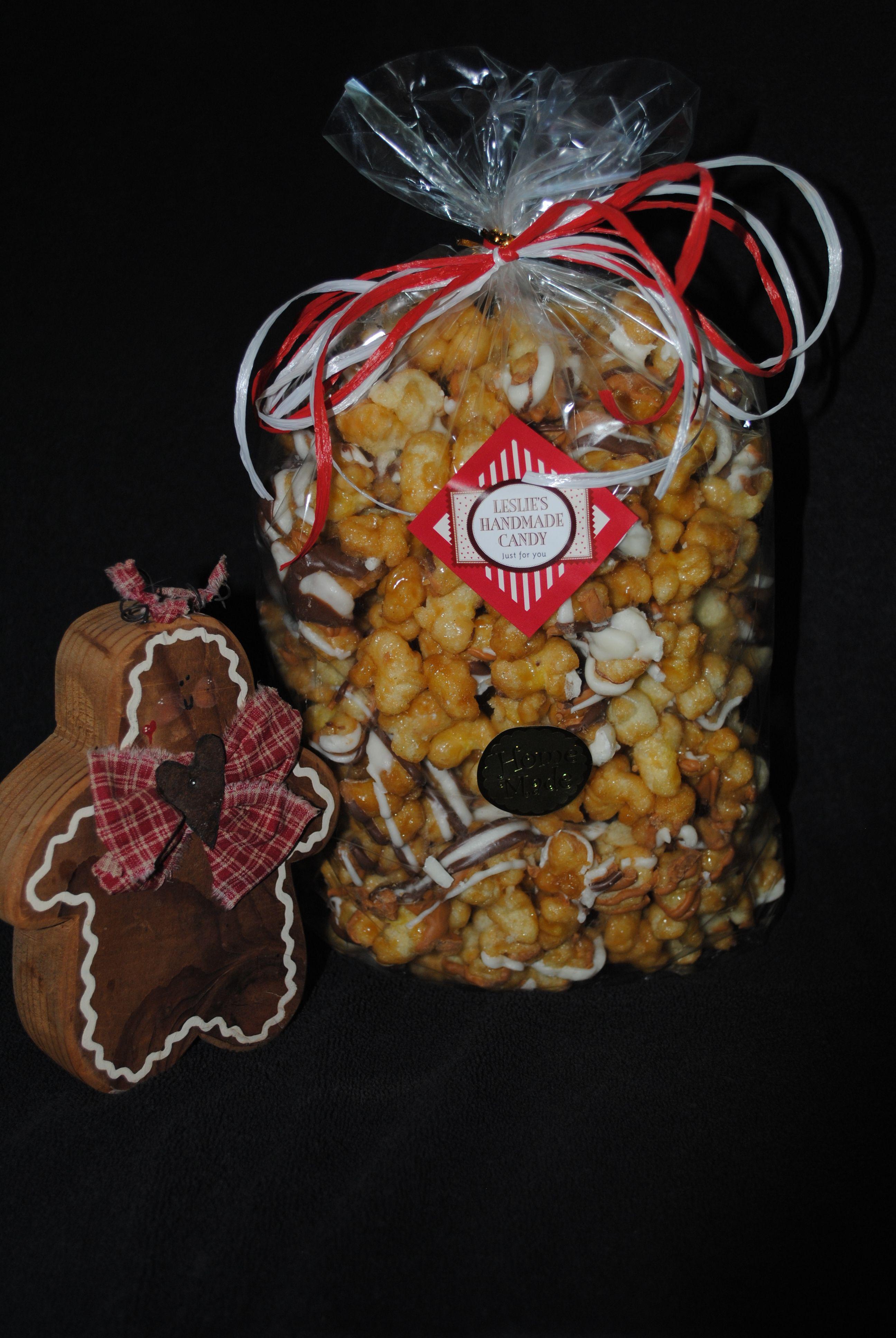 Yummy Handmade Puffed Caramel Corn. Peanut Butter & Chocolate, Birthday Cake Confetti & more... chocolatemade4u@gmail.com