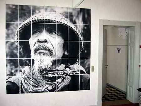 Wall Art Generator Enlarges Images To Multiple Pages Which You Can Then Print And Combine Into Huge Posters Art Wall Art Art Club