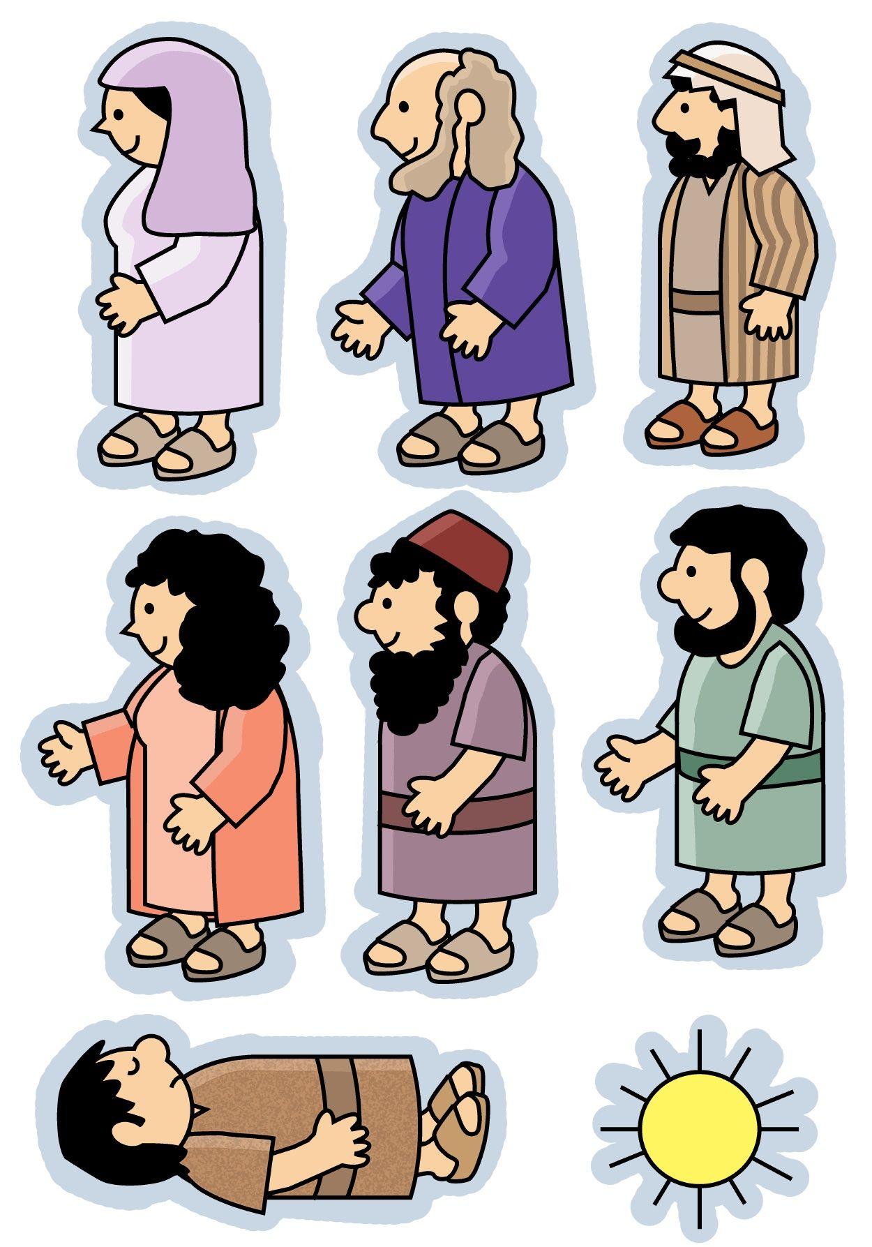 Cartoon King Josiah