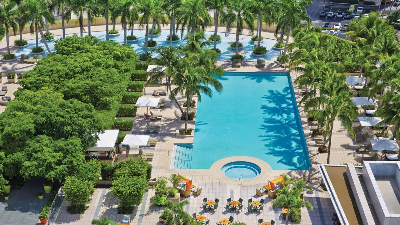 Downtown Miami Hotel Photos Videos Four Seasons