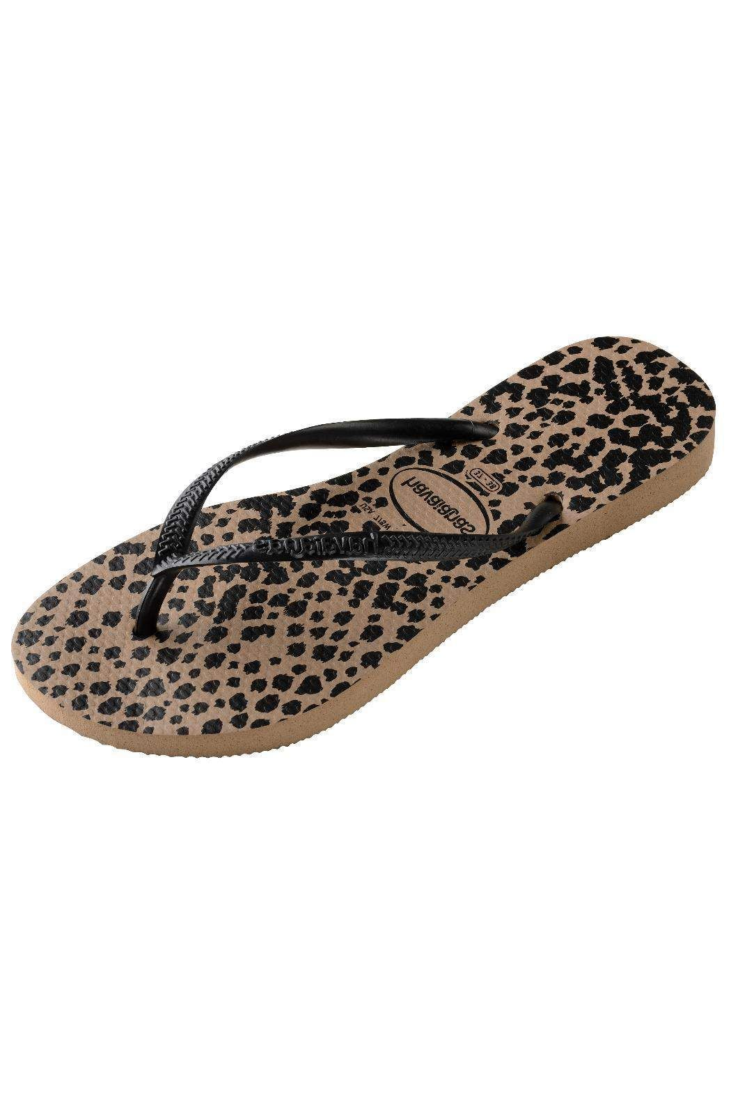 f5d659e07fafeb Rose gold black flip flops. Runs narrow. The original flip flop from  Brazil. Durable rubber sole. Slim rubber straps. Size Guide  35 36  US 6