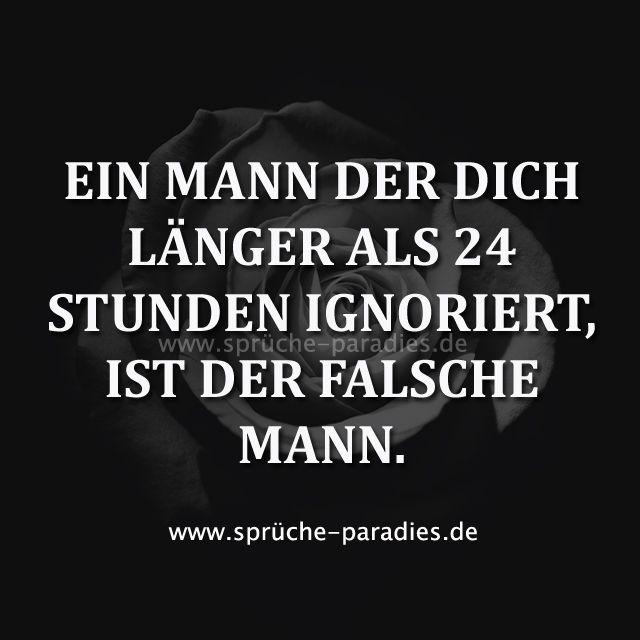 24 Stunden Ignoriert Spruche Zitate Spruche Wunderweib Spruche
