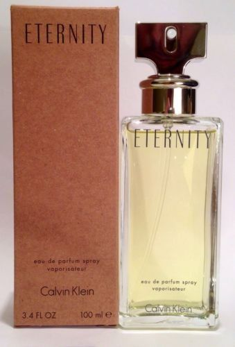 Product Information The Calvin Klein Eternity perfume personifies the sweet  loving and tender caring nature of a spirited woman.