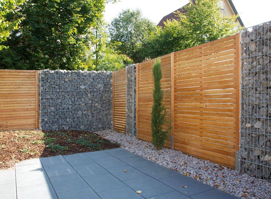 Sichtschutz, Windschutz, Holz im Garten, Designs in Holz