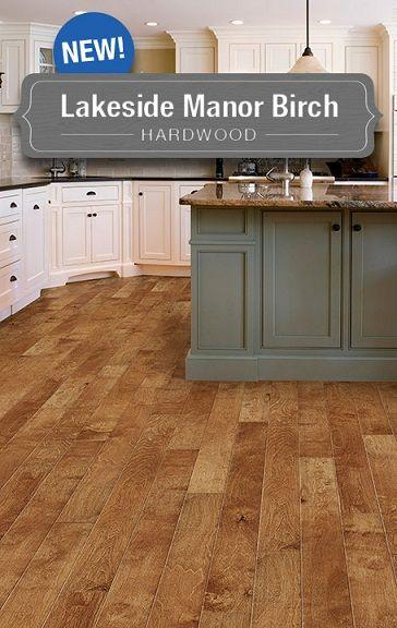 New Hand Scraped Lakeside Manor Birch Hardwood Flooring