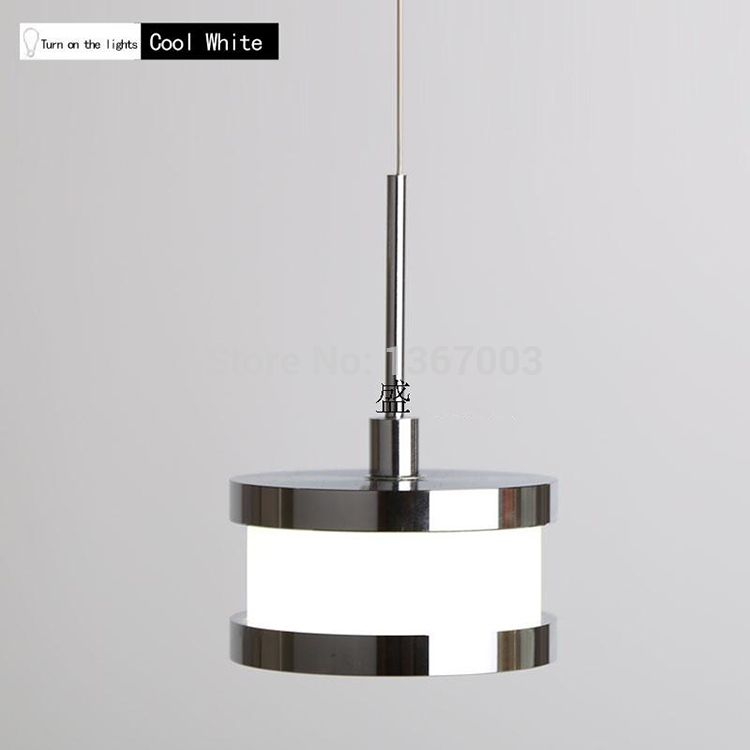1pcs 5w Led Pendant Lamp Ring Modern Aluminium Led Pendant Lights For Dining Room Acrylic Led Pendant La Dining Room Lighting Led Pendant Lights Pendant Lamp