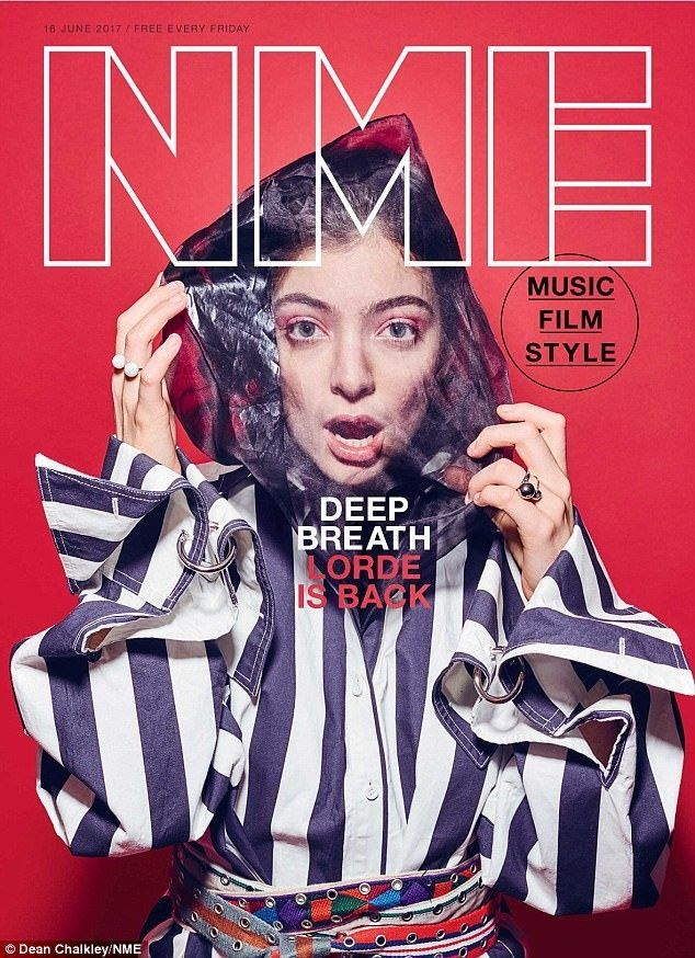 Pin by Julia Wood on Muses | Lorde, Cool album covers ...