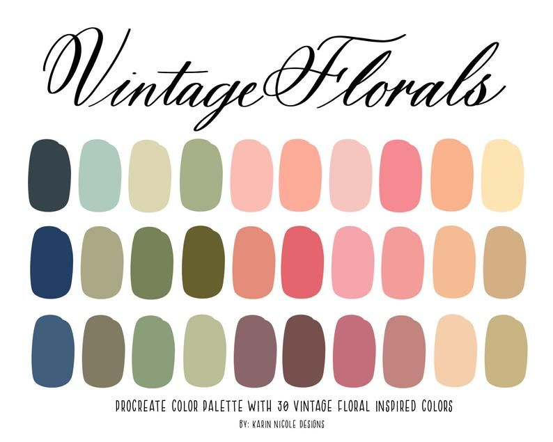 Pin On Color Swatches