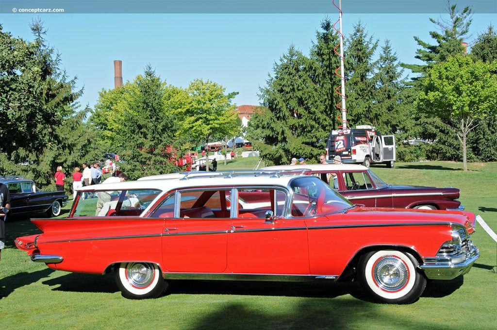 1959 Buick LeSabre station wagon.