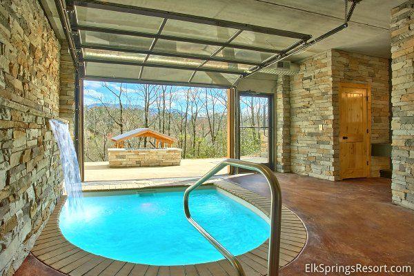 Gatlinburg Cabin Rentals In The Smoky Mountains Gatlinburg Cabin Rentals Indoor Pool Smoky Mountains Cabins