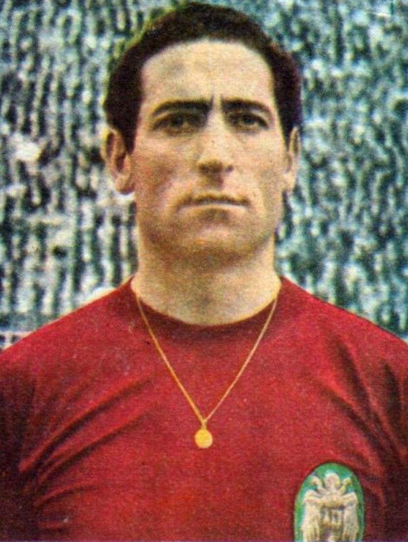 Francisco Gento Guarnizo 1933 Conocido o la Galerna del