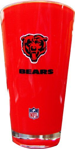 NFL Chicago Bears 20Ounce Insulated Tumbler