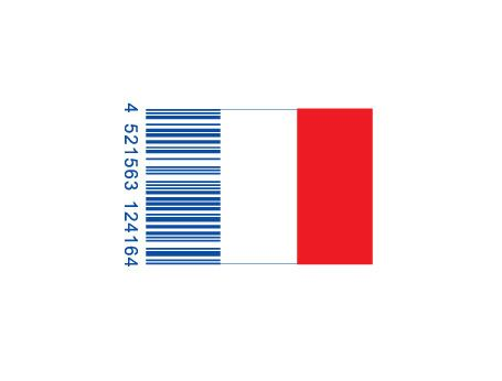 We are so used to the boring look of a bar code that our minds cannot even imagine it could look any different than it looks right now. But guess what? Apparently it can.