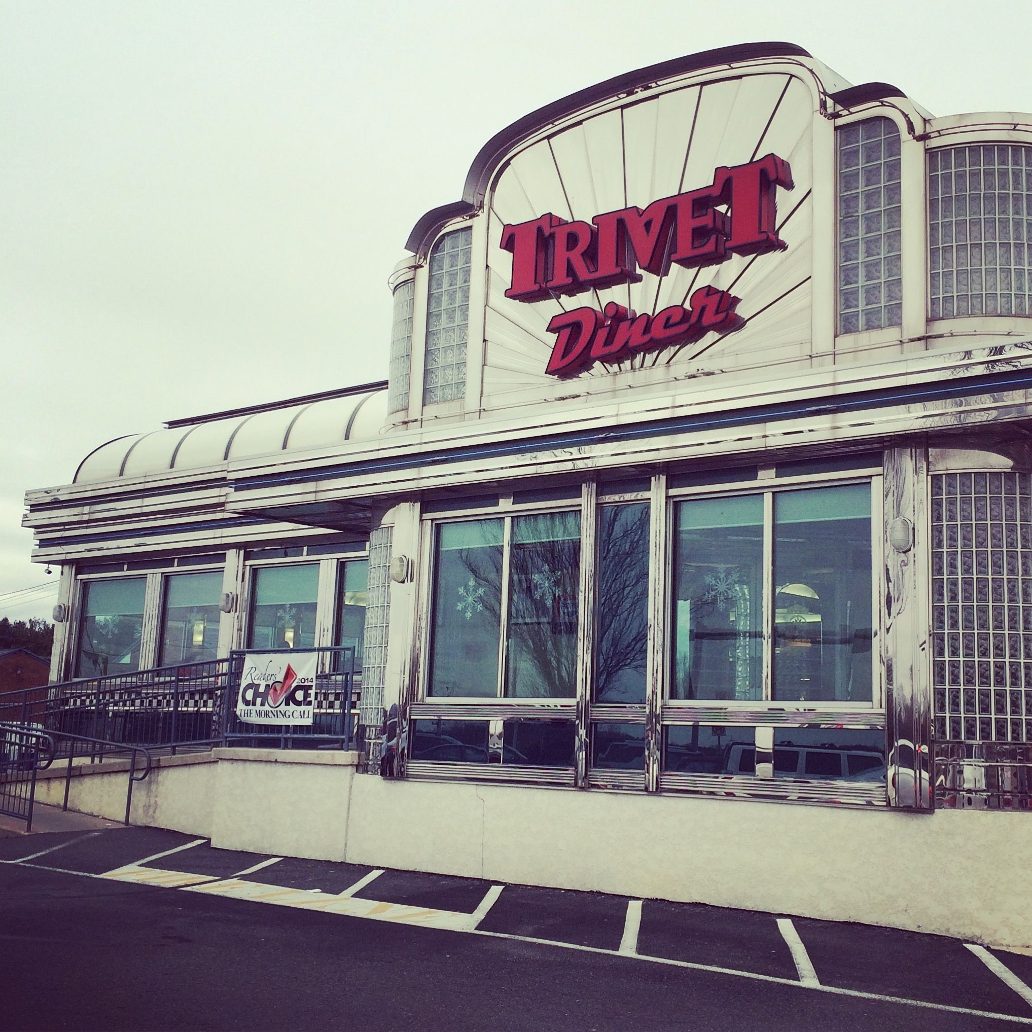 Trivet Diner South Whitehall Township (Allentown), Pa