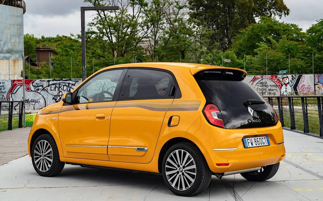 Renault Twingo 2019 Fotos Especificaciones Versiones Y