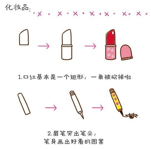 【飞乐鸟手帐小课堂1】Shopping女王的时尚穿搭