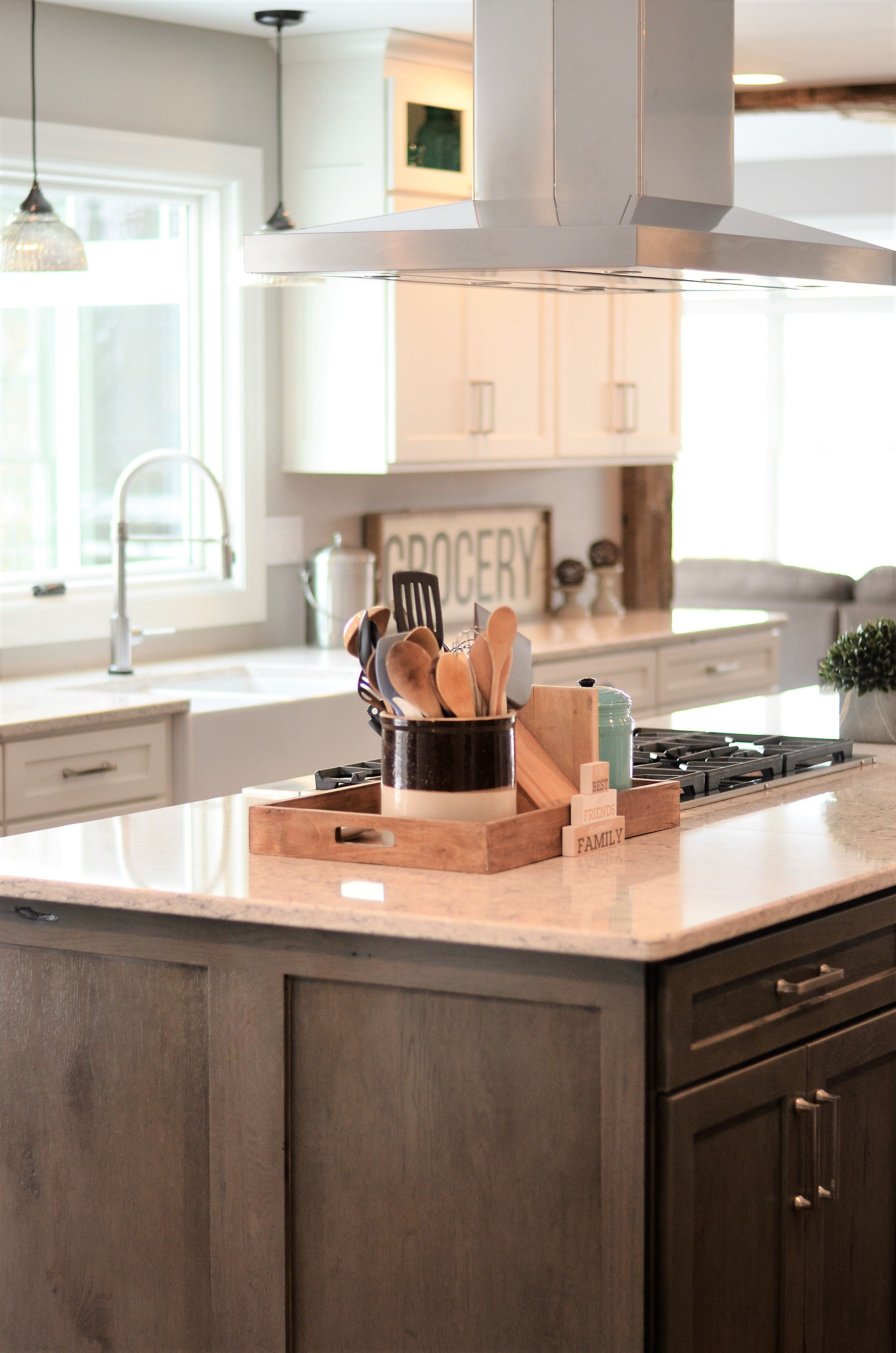 Type Of Job Kitchen Countertops Material Granite Color