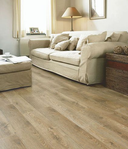Loove barn board like laminate wood flooring!!! Cozy Home, Cozy