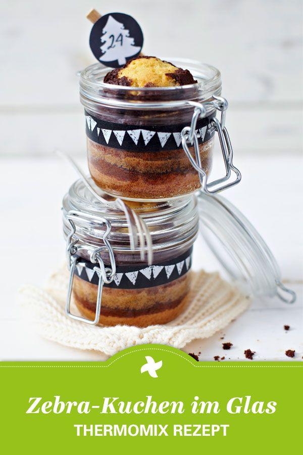 Kuchen Im Glas Ist Eine Tolle Geschenkidee Thermomix Rezept Fur