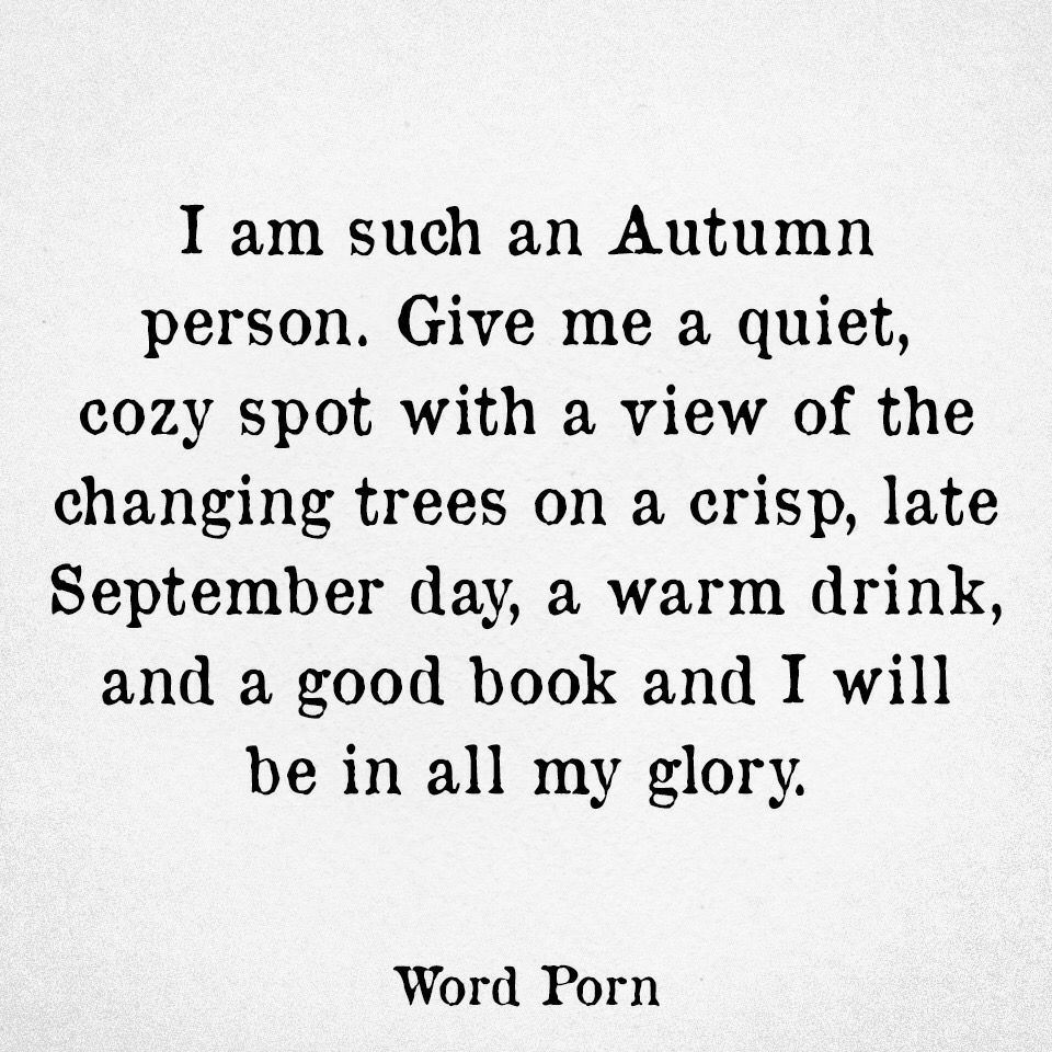 Autumn Jack Porn i'm such an autumn person | autumn quotes, quotes, words
