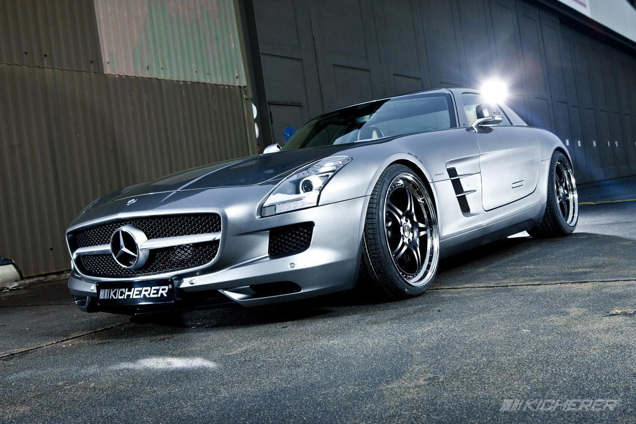 World Best Mercedes Benz Car Wallpaper Mercedes Benz Sls