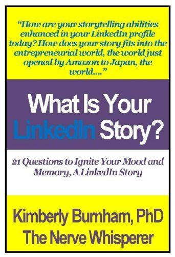 Free Copy Of My Linkedin Book Available To Anyone Who Signs Up For The Creating Calm Network Program Gu This Or That Questions 21 Questions Inspirational Books