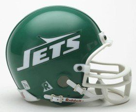 New York Jets 1978-89 Throwback Replica Mini Helmet  80b9b02e7