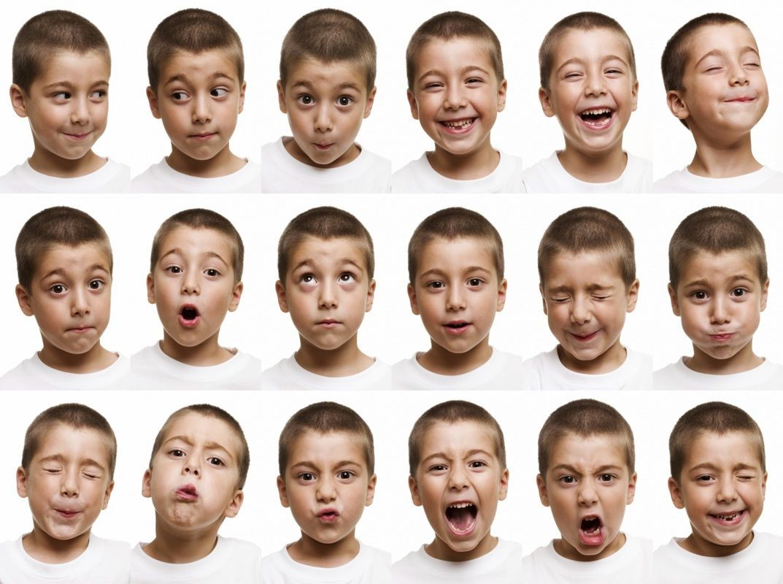 Emociones Basicas Para Ninos