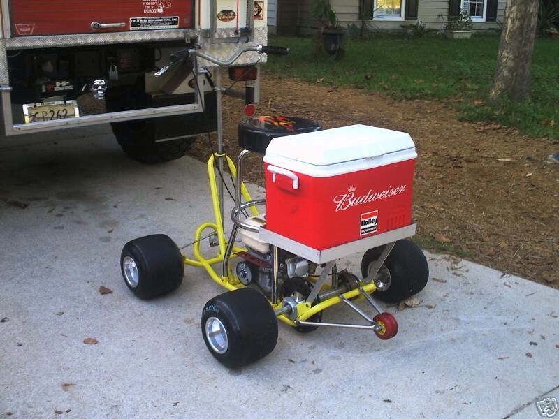 Bar Stool Racer