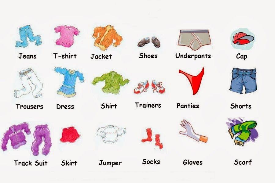 Imagenes De Ropa Para Ninos En Ingles Buscar Con Google Dress Trousers Shirt Jacket Jumper