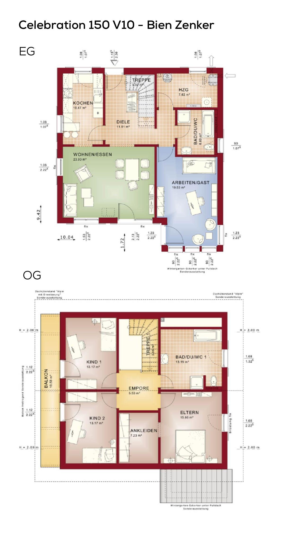 35++ Haus 6 zimmer grundriss Trends