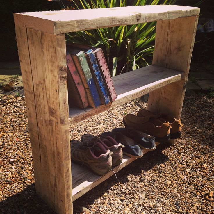 Image result for scaffold board shoe bench