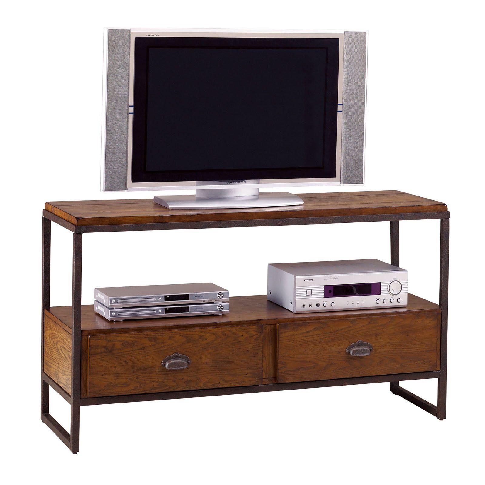 Hammary Baja T2075286 00 Entertainment Console Table Ikea House Besi [ 1600 x 1600 Pixel ]