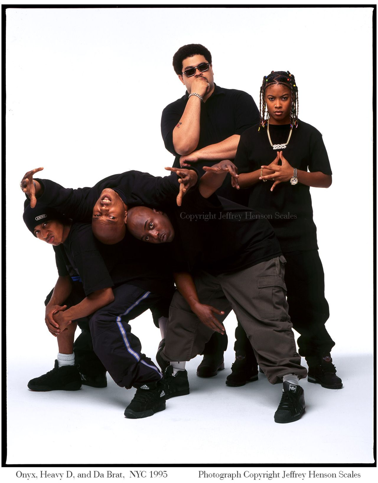 48b3af1fb4e9a Let the Boys Be Boys, and Da Brat, Be That September 1995: It was a magazine  cover shoot of the hip-hop performers, Onyx (Sticky Fingaz, Fredro Starr,  ...