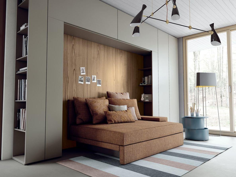 ROOMY Bridge wardrobe by Caccaro design Sandi Renko, R&D Caccaro ...