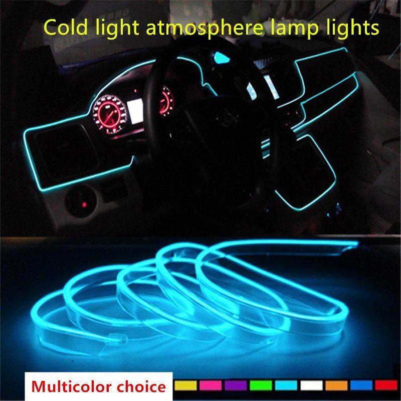Neon Strip Led Car Interior Lights