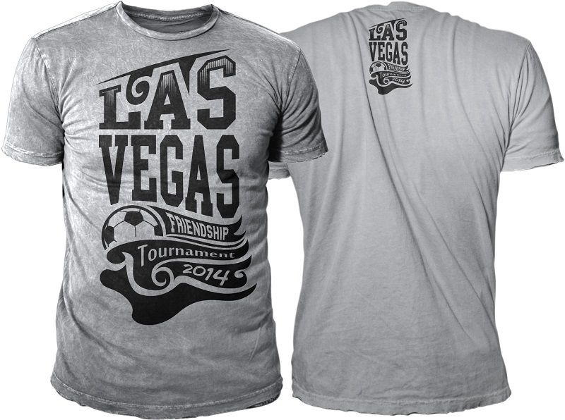 las vegas soccer tournament logo contest clothing or apparel design 60 by - Soccer T Shirt Design Ideas